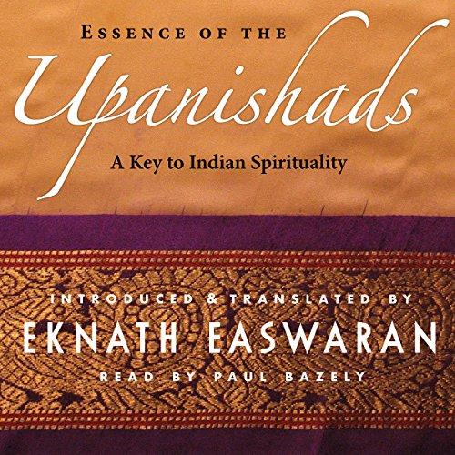 Essence of the Upanishads audiobook cover art