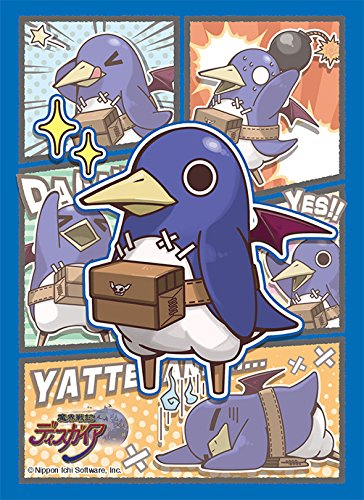 Disgaea Hour of Darkness Prinny 80ct Trading Card Game Character Sleeve Anime Art image