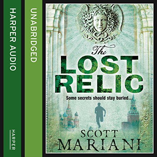 The Lost Relic: Ben Hope, Book 6 cover art