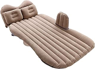 Inflatable Mattress, yongluo Portable Car Mattress Foldable Cushion Air Bed Inflatable Mattress Car Bed with Air-Pump Camp...