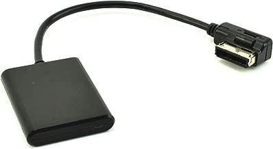 Bluetooth 5.0 AMI MMI Adapter Wireless Music Media Interface Audio Receiver Compatible for Audi A1 A3 A4 A5 A6 A7 A8 S3 S4 S5 S6 TT S8 Q5 Q7, VW Tiguan Jetta Touareg GLI Passat Golf GTI EOS CC