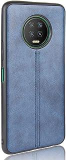جراب هاتف Infinix Note 7 جراب صلب 360 درجة يحمي هاتفك من الجلد الناعم لهاتف Infinix Note 7