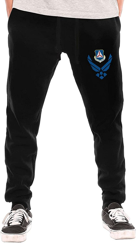 Chuwewebaihu Civil Air Patrol U Men's Teen Long Pants Underwear Trunks Fleece Pants