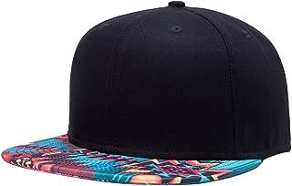 Gorras de Béisbol Snapback Hip Hop Cap Plano Sombrero Carta Impreso Baseball Hats Unisex