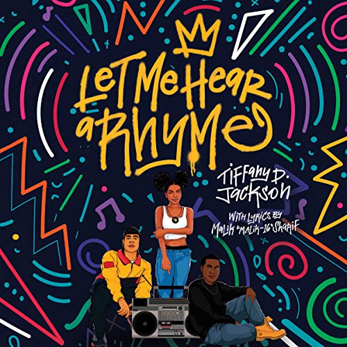 Let Me Hear a Rhyme audiobook cover art