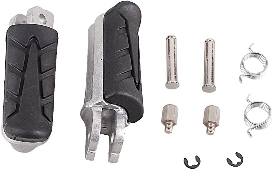 Luckmart Motorcycle Don't miss the campaign Front Foot Pegs 1000 CBR Honda Deluxe Footrest for