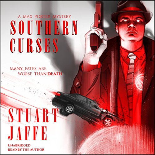 Southern Curses audiobook cover art