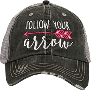 Follow Your Arrow Women's Trucker Hat