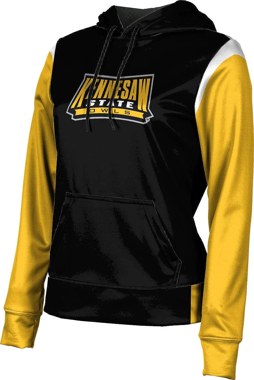 ProSphere Kennesaw State University Girls' Pullover Hoodie, School Spirit Sweatshirt (Tailgate)