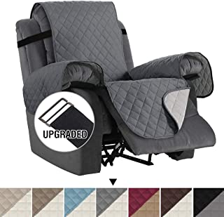 Reversible Recliner Cover Recliner Slipcover Recliner Furniture Protector for Pets 2