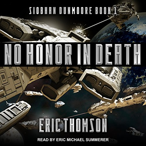 No Honor in Death audiobook cover art