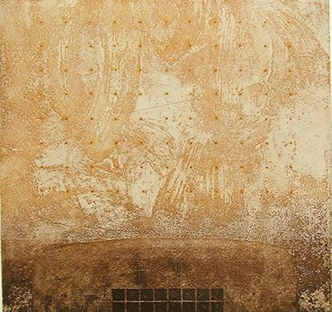 に変わる立派な防衛連鎖の壁-門番のない日々 (額:銀箔いぶし)