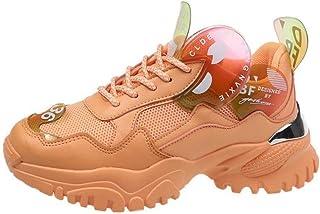 Lady Sportschoenen Antislip Ademend Platform Casual Sneakers Zomer Herfst Veterschoenen Beknopte stevige schoenen Casual s...