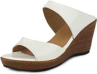 SOLES Women Espadrille Brown Special Wedges