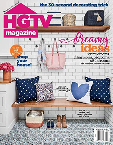 HGTV Magazine: 12 Month Subscription