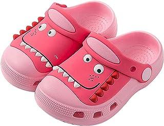 Clogs Enfants Sabots et Mules Pantoufles Chaussures Piscine de Jardin Fille Garçon Antidérapant Eté Sandales de Plage à En...