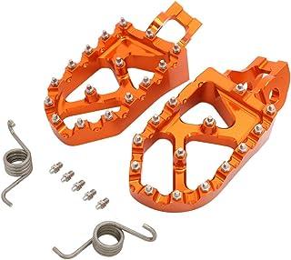 オートバイ ペダル JFG RACING アルミフットペグ 適用車種:85 SX 18-20 125 SX 16-20 150 SX 16-20 150 XC-W 17-19 250 SX-F/XC-F 16-20 250 SX/EXC-F/X...