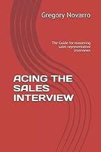 acing the sales interview book