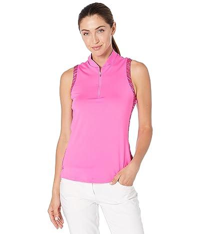 adidas Golf Ultimate365 Primegreen Sleeveless Polo Shirt