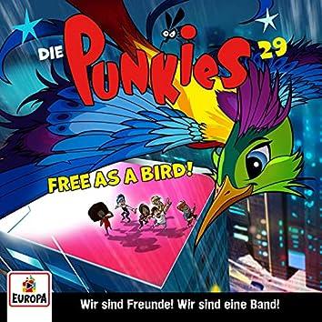 Folge 29: Free as a Bird!