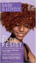 Permanent Hair Color by Dark and Lovely Fade Resist I Up to 100% Gray Coverage Hair Dye I Red Hot Rhythm 376 I SoftSheen-Carson I Packaging May Vary