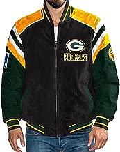 Best green bay packers suede jacket Reviews