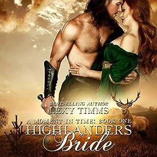 Highlander's Bride audiobook cover art
