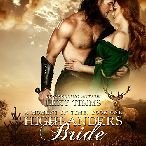 Highlander's Bride audiobook cover art