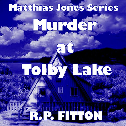 Murder at Tolby Lake cover art