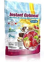 Quamtrax Nutrition Avena Instantánea, Sabor Fresa - 2000 gr