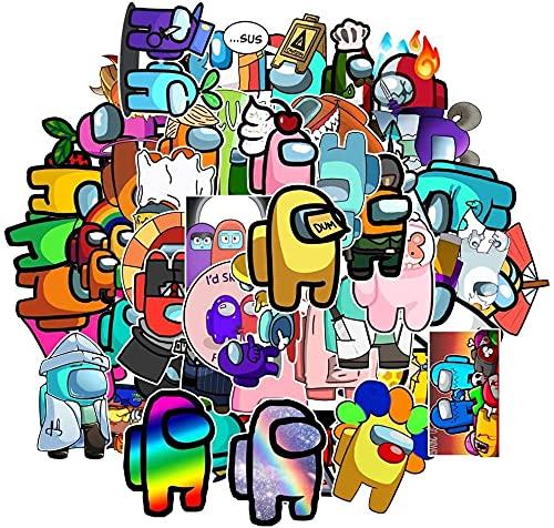 100 pegatinas, pegatinas de vinilo impermeables, pegatinas para portátiles, pegatinas para botellas de agua, decoración de bricolaje como regalo para niños, niñas y adolescentes