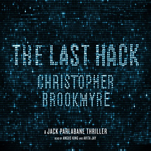 The Last Hack audiobook cover art
