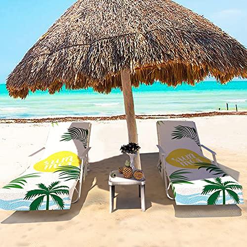 Sunbed Covers - Toalla para tumbona para playa, toallas para tumbonas, toalla para tumbonas