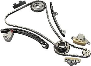 MOCA Timing Chain Kit for 2005-2014 Nissan Altima Sentra Frontier & 2009-2012 Suzuki Equator 2.5L L4 16V DOHC QR25DE Engine