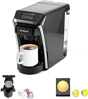 IMILAB Machine à café à Capsules, Machines à café multifonctionnelles à Usage Unique Chulux compatibles pour Les Capsules ...