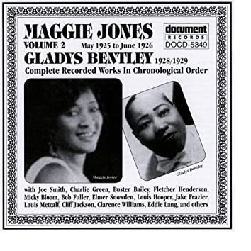 Maggie Jones Vol. 2 (1925-1929)