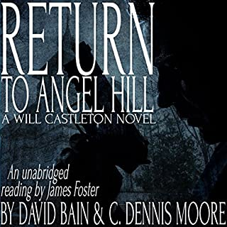 Return to Angel Hill audiobook cover art