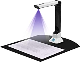 $46 » Document Camera for Teachers, Portable USB Document Camera Scanner with Stand 8MP HD A4 Format Doc Cam Photo Scanner Onlin...