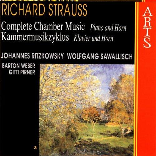 Andante Für Horn Und Klavier, AV86A (Strauss)