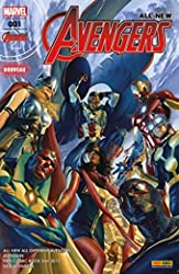 All-new Avengers n°1 d'Adam Kubert