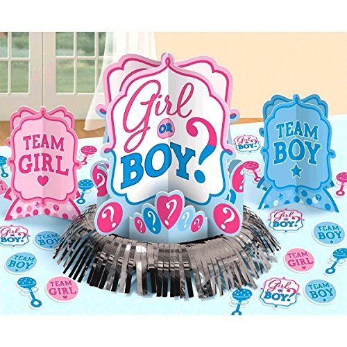 Amazon Com Girl Or Boy Gender Reveal Neutral Unisex Boy Or