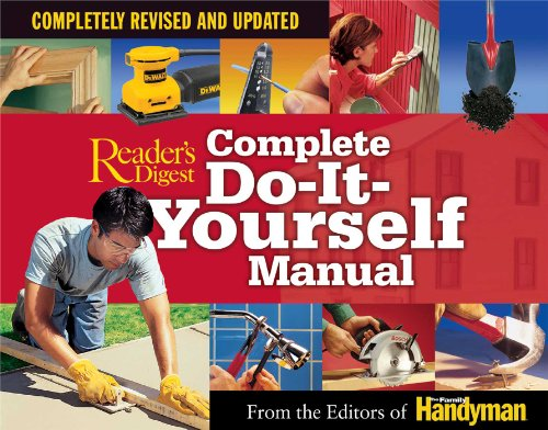Price comparison product image Complete Do-It-Yourself Manual: Completely Revised and Updated