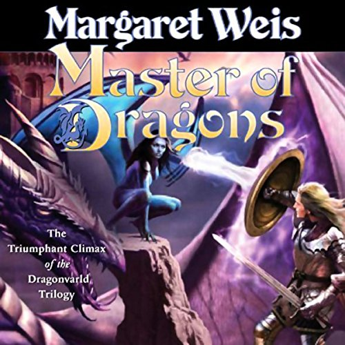 Master of Dragons audiobook cover art