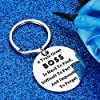 Boss Gifts for Women Men Appreciation Thank You Office Gift for Mentor Supervisor Leader Christmas Birthday Boss Day Leaving Going Away Retirement Gifts Boss Lady Goodbye Gifts for Him Her Keychain #5