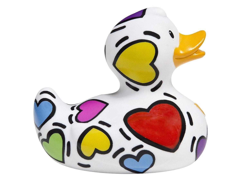 Bud Pop Heart Duck by Bud