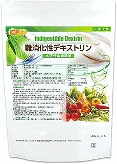 難消化性デキストリン(AM) 400g [01] 水溶性食物繊維 小さじスプーン1杯で、約レタス1個分の食物繊維 NICHIGA(ニチガ)