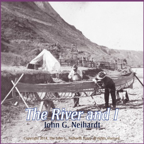 The River and I audiobook cover art
