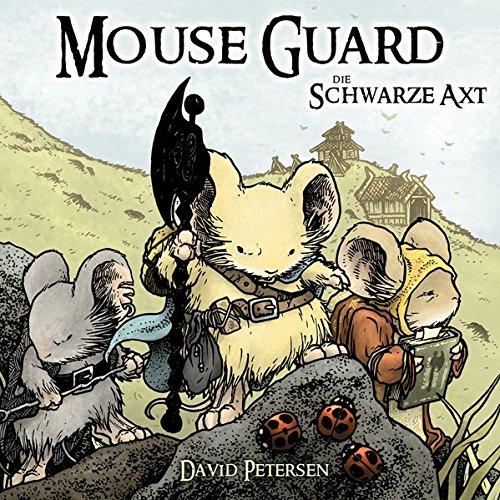 Mouse Guard 3: Die Schwarze Axt