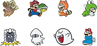 PowerA Super Mario Bros. 3 Collector Pins - One Randomly Selected Pin