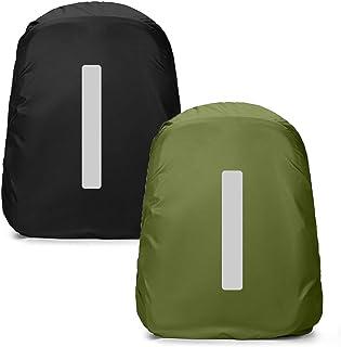 comprar comparacion Blizim 2 Paquetes Fundas Impermeable Reflexivo Mochila Camping Senderismo